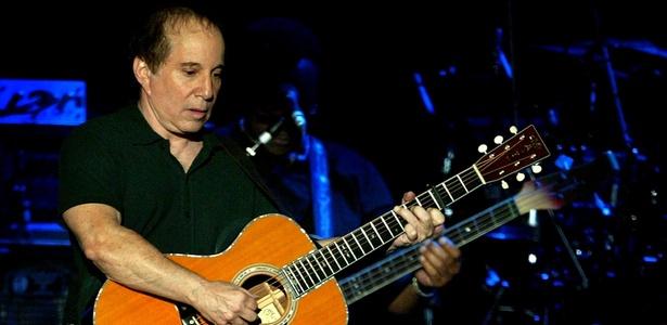 """O cantor Paul Simon afirmou que não voltará a gravar com seu antigo parceiro no duo """"Simon & Garfunkel"""""""