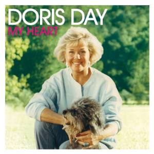 """Capa do disco """"My Heart"""", de Doris Day (2011)"""
