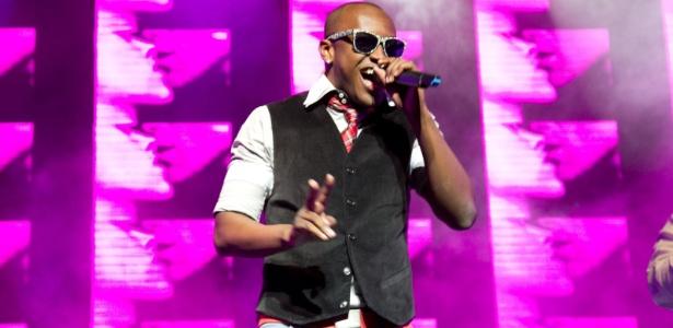 Thiaguinho, ex-vocalista do Exaltasamba