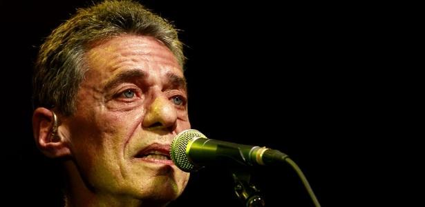 O cantor Chico Buarque (2012)