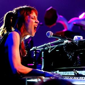 Fiona Apple se apresenta no festival South By Southwest (SXSW) em Austin, no Texas (14/03/2012)