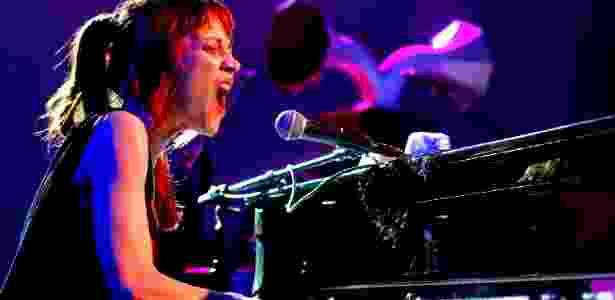 Fiona Apple se apresenta no festival South By Southwest (SXSW) em Austin, no Texas (14/03/2012) - AP