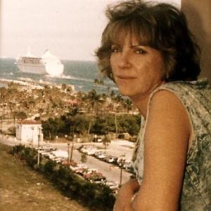 A compositora de boleros cubana Elena Casals